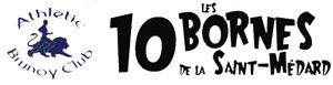 Les 10 bornes de la SAINT MEDARD de Brunoy